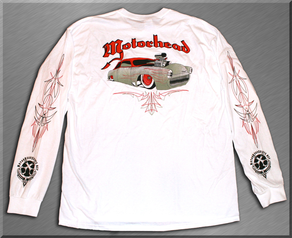 long sleeve rat rod