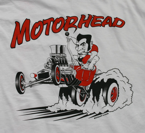 Motorhead t-bucket design